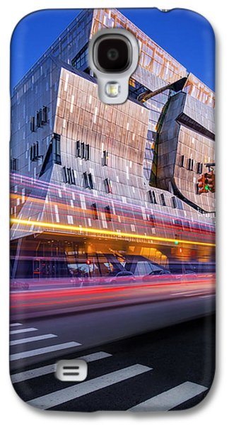The Cooper Union Nyc Galaxy S4 Case