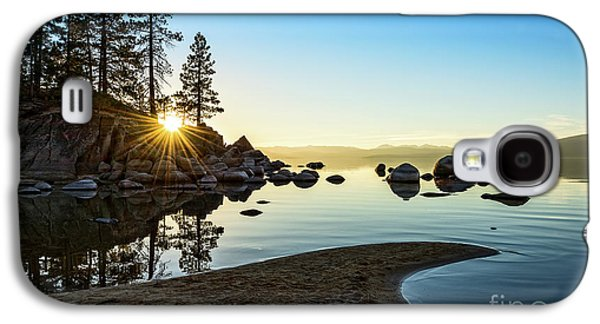 The Cove At Sand Harbor Galaxy S4 Case