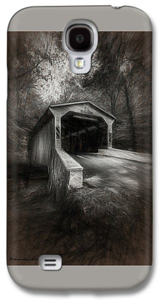 The Covered Bridge Galaxy S4 Case by Marvin Spates