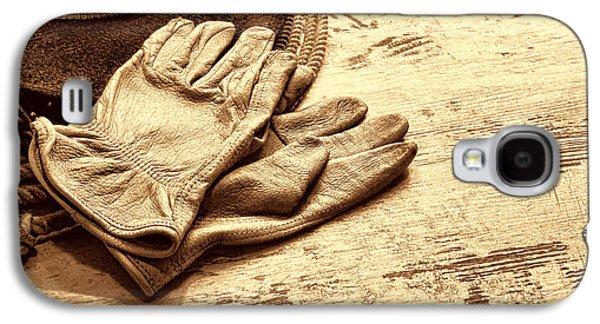 The Cowboy Gloves Galaxy S4 Case
