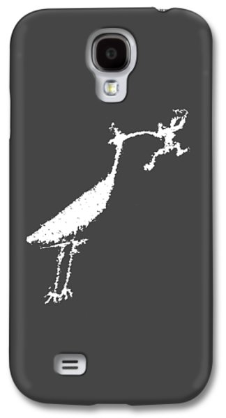 The Crane Galaxy S4 Case by Melany Sarafis