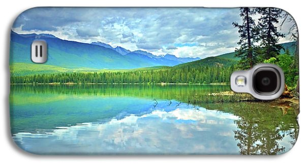 The Crystal Waters Of Lake Annette Galaxy S4 Case by Tara Turner