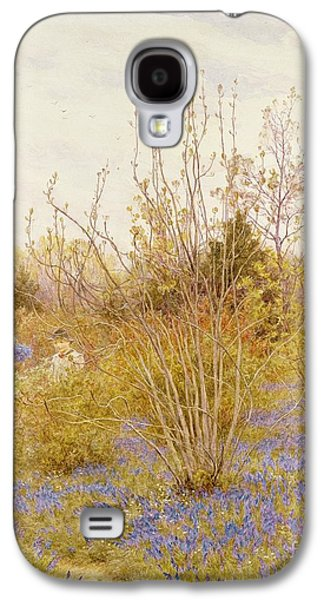 The Cuckoo Galaxy S4 Case by Helen Allingham