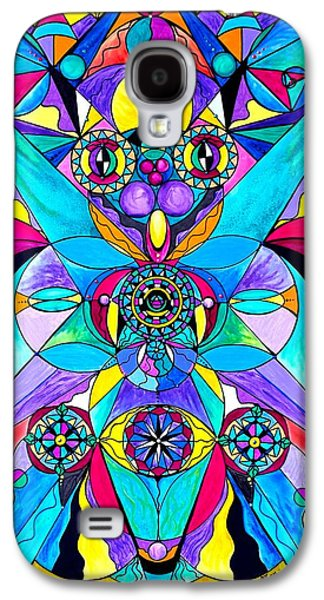 Swan Galaxy S4 Case - The Cure by Teal Eye Print Store