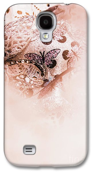 The Curtain Close Galaxy S4 Case