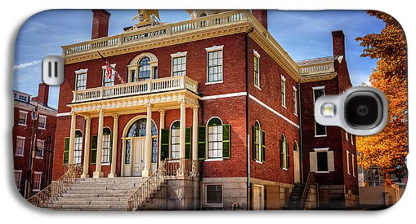 The Custom House Salem Massachusetts  Galaxy S4 Case by Carol Japp