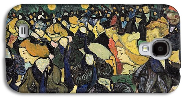 The Dance Hall At Arles Galaxy S4 Case by Vincent Van Gogh