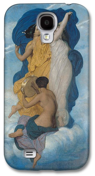 The Dance Galaxy S4 Case by William-Adolphe Bouguereau