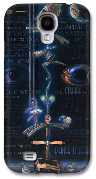 The Danse Macabre Galaxy S4 Case