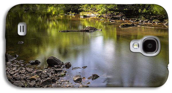 Galaxy S4 Case featuring the photograph The Devon River by Jeremy Lavender Photography