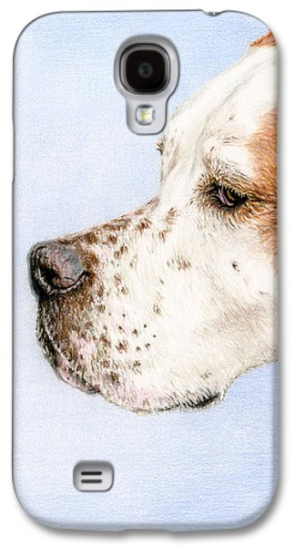 The Dog And The Butterfly Galaxy S4 Case