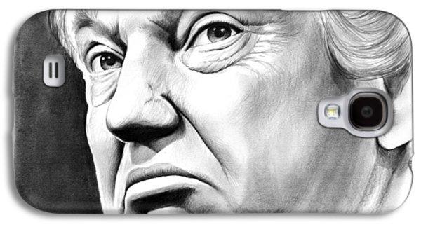 The Donald Galaxy S4 Case by Greg Joens