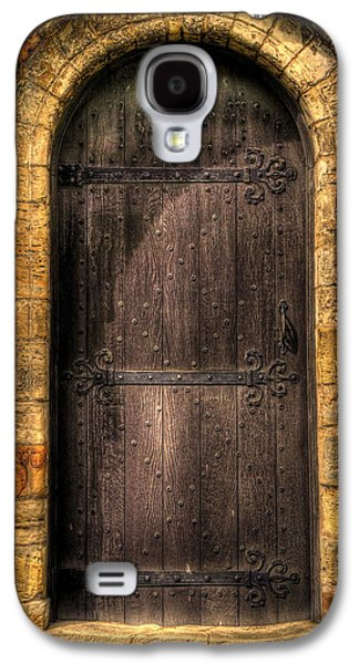 Old Door Galaxy S4 Cases - The Door Galaxy S4 Case by Svetlana Sewell