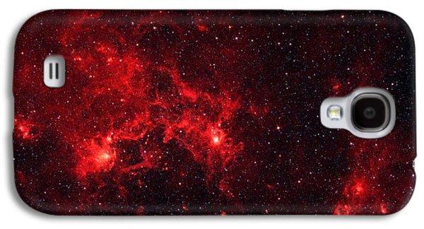 The Dragon Fish Nebula Galaxy S4 Case