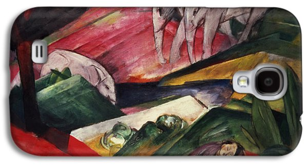 The Dream  Galaxy S4 Case by Franz Marc
