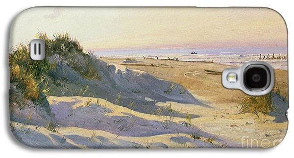 The Dunes Sonderstrand Skagen Galaxy S4 Case by Holgar Drachman