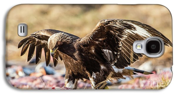 The Eagle Have Come Down Galaxy S4 Case by Torbjorn Swenelius