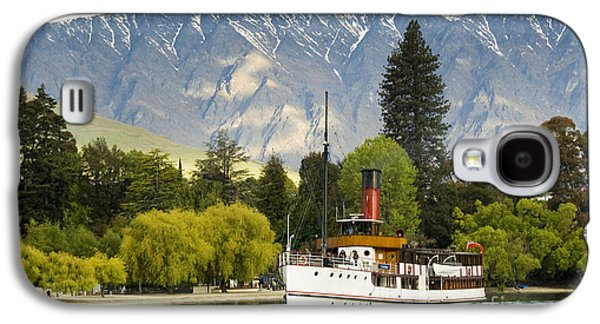 The Earnslaw Galaxy S4 Case by Werner Padarin