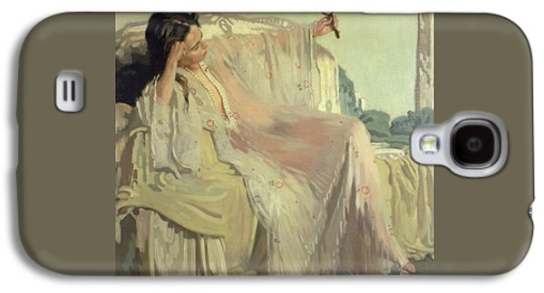 The Eastern Gown Galaxy S4 Case by Sir William Orpen
