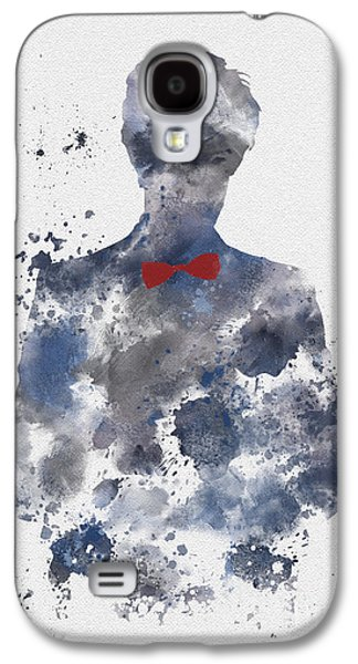 The Eleventh Doctor Galaxy S4 Case by Rebecca Jenkins