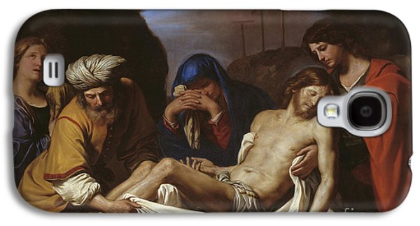 The Entombment Galaxy S4 Case by Guercino