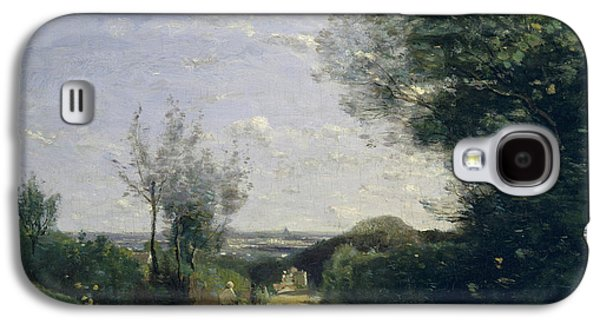 The Environs Of Paris Galaxy S4 Case by Camille Corot