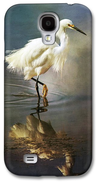The Ethereal Egret Galaxy S4 Case