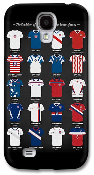 The Evolution Of The Us World Cup Soccer Jersey Galaxy S4 Case