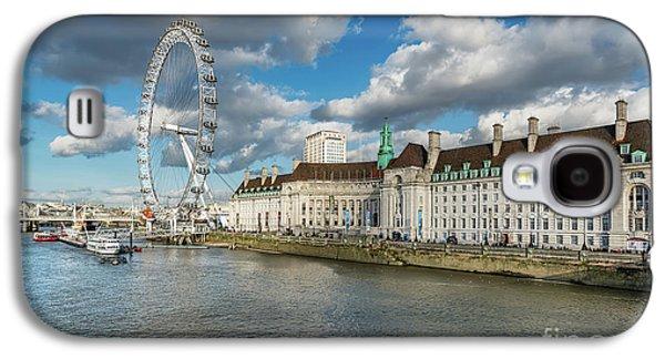 The Eye London Galaxy S4 Case