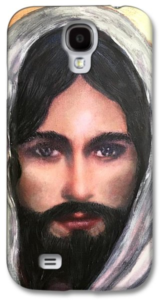 The Eyes Of Jesus Galaxy S4 Case