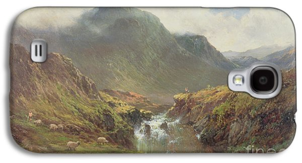 The Falls Of Foyers Galaxy S4 Case