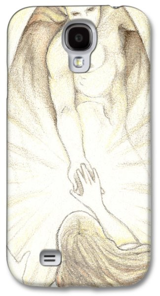 The Final Journey Galaxy S4 Case by Amy S Turner