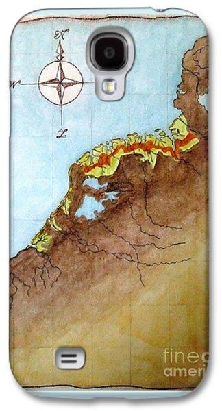 The First Frisians Galaxy S4 Case by Annemeet Hasidi- van der Leij