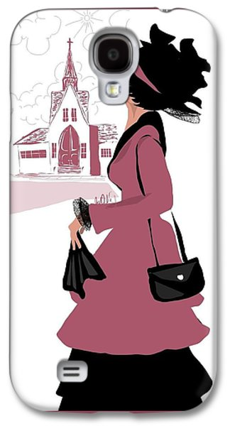 The First Lady Galaxy S4 Case