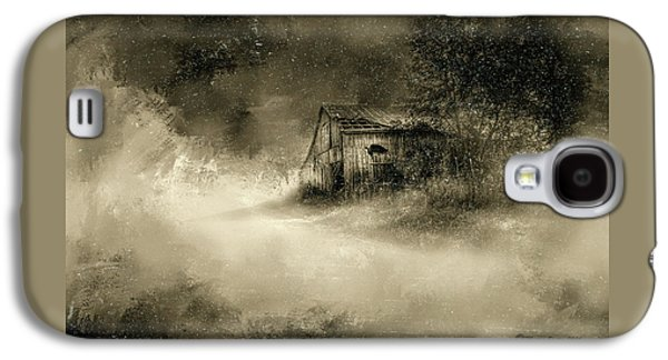 The First Snow Galaxy S4 Case