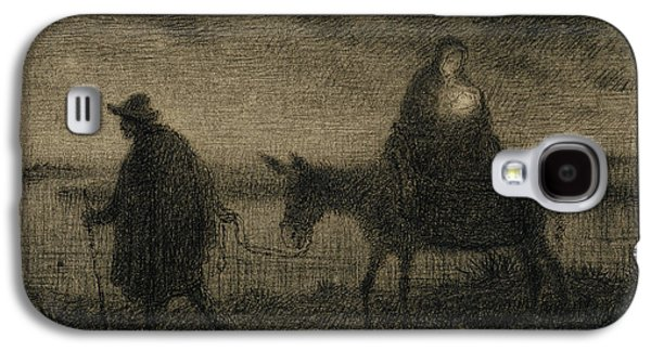 The Flight Into Egypt Galaxy S4 Case