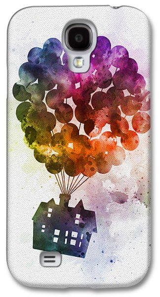 The Floating House Galaxy S4 Case