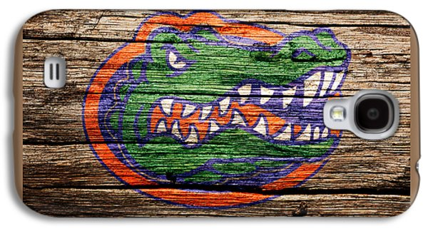 The Florida Gators Galaxy S4 Case by Brian Reaves