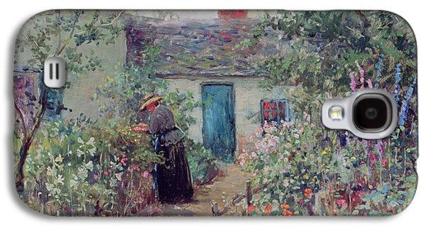 The Flower Garden Galaxy S4 Case