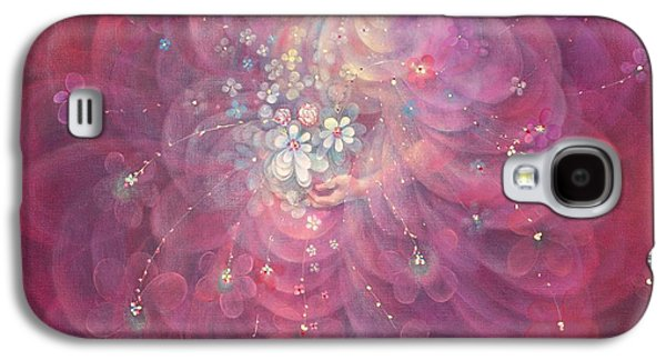The Flower Of Childhood Galaxy S4 Case