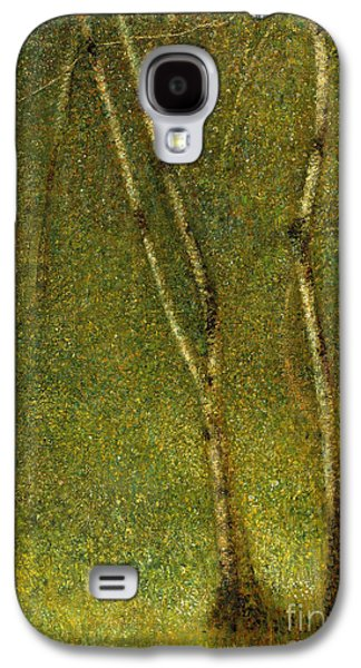 The Forest At Pontaubert, 1881 Galaxy S4 Case