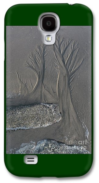 The Forest On The Beach Galaxy S4 Case