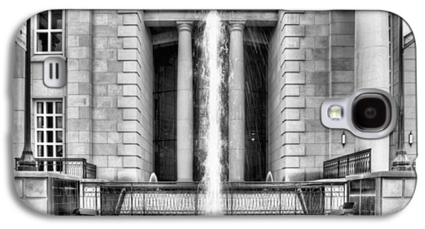 The Fountain At Trent Lott National Center Galaxy S4 Case by JC Findley
