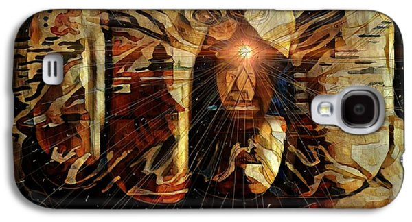 The Freedom Is In The Mind Galaxy S4 Case