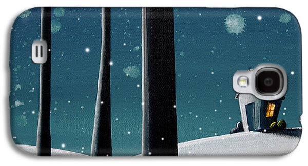 The Frost Galaxy S4 Case by Cindy Thornton
