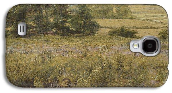 The Furze Field Galaxy S4 Case by Samuel Palmer