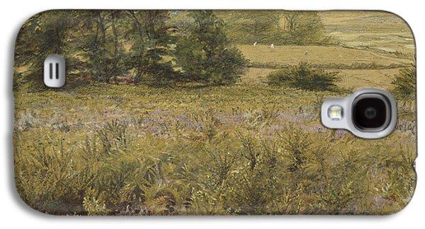 The Furze Field Galaxy S4 Case