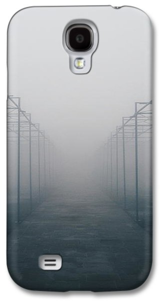 The Future Is Uncertain Galaxy S4 Case