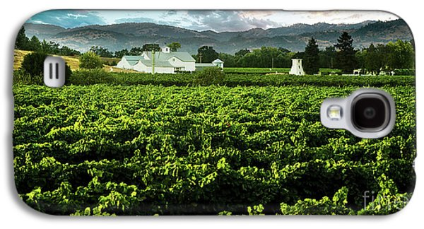 The Gamble Farm Galaxy S4 Case by Jon Neidert