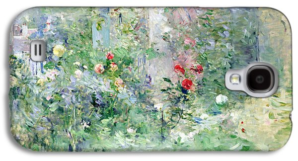 The Garden At Bougival Galaxy S4 Case by Berthe Morisot